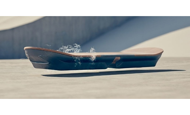 Lexus International Hoverboard